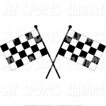 sports-clip-art-of-a-two-checkered-racing-flags-by-pams-clipart-7383