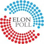 Elon Poll logo